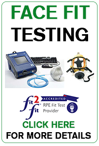 Accredited Quantitative RPE Fit Test Provider